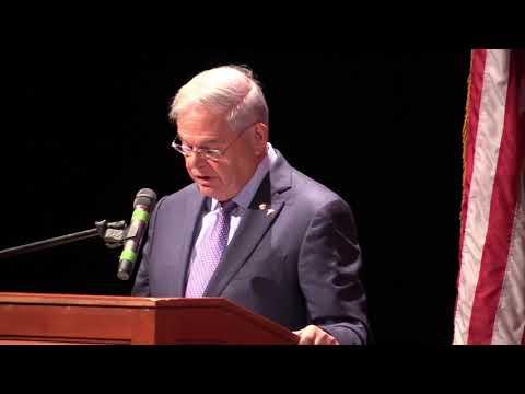 Menendez celebrates Hispanic Heritage Month 2017 w/ Rep. Gutierrez and NJ's Hispanic Community