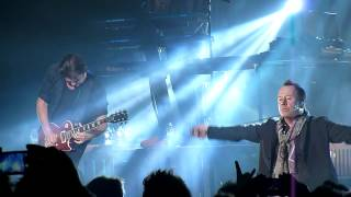 Simple Minds - Hypnotised (Live) Zagreb 2014