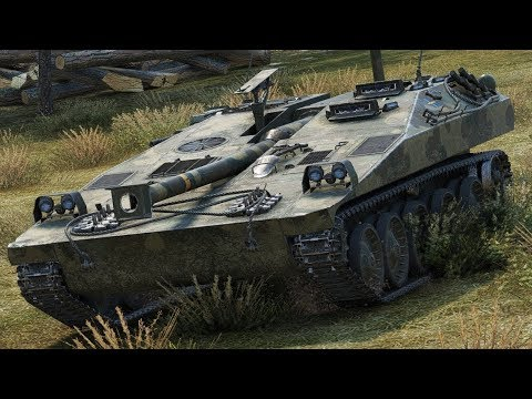 WORLD OF TANKS PS 4 UDES 03