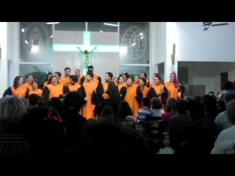 "AfroSound Choir La Plata - ""Gain The World"""