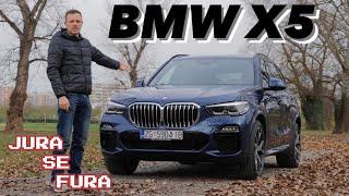 Život na visokoj nozi - BMW X5 - Jura se fura