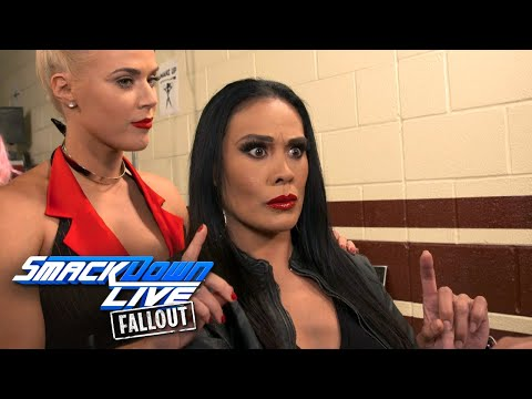 Lana tries to make Tamina ravishing: SmackDown LIVE Fallout, Sept. 26, 2017