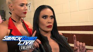 Lana tries to make Tamina ravishing: SmackDown LIVE Fallout, Sept. 26, 2017