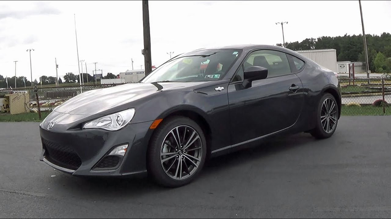 2015 scion fr s review youtube. Black Bedroom Furniture Sets. Home Design Ideas