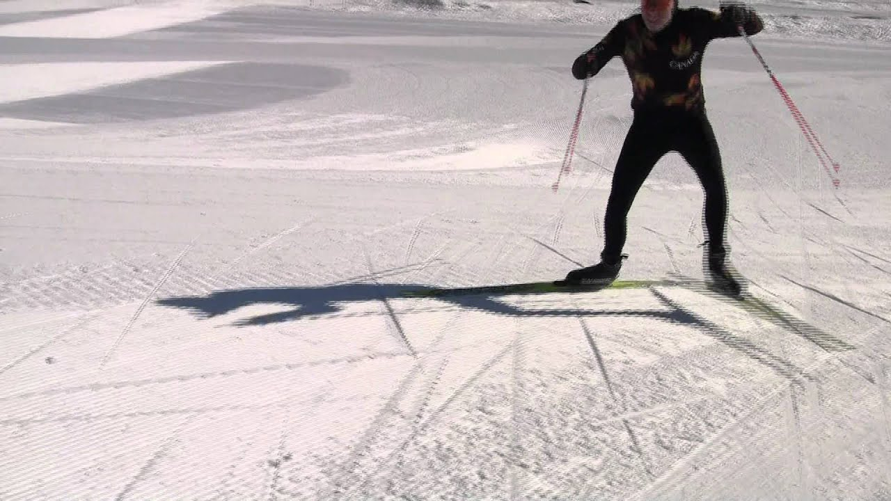 Cross Country Skiing Skate 45