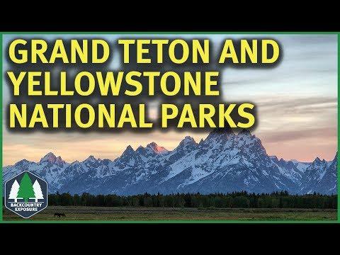 Grand Teton and Yellowstone National Parks | Ashby Family Vacation June 2017