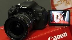 Vlog #43: Unboxing Canon Rebel T3i DSLR