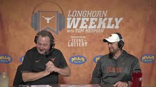 Longhorn Weekly with Tom Herman [Nov  21, 2018]