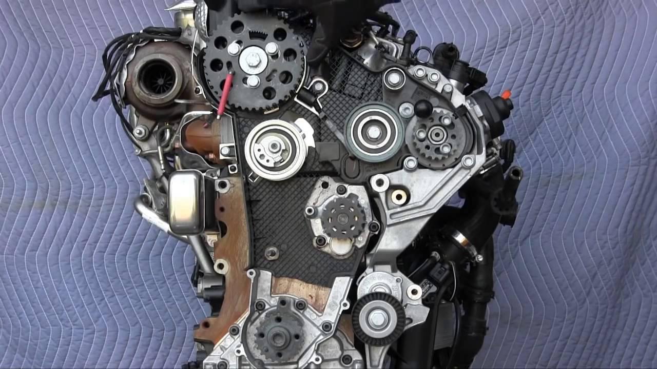 VW Jetta, Sportwagen, Golf TDI, and Audi A3 TDI timing