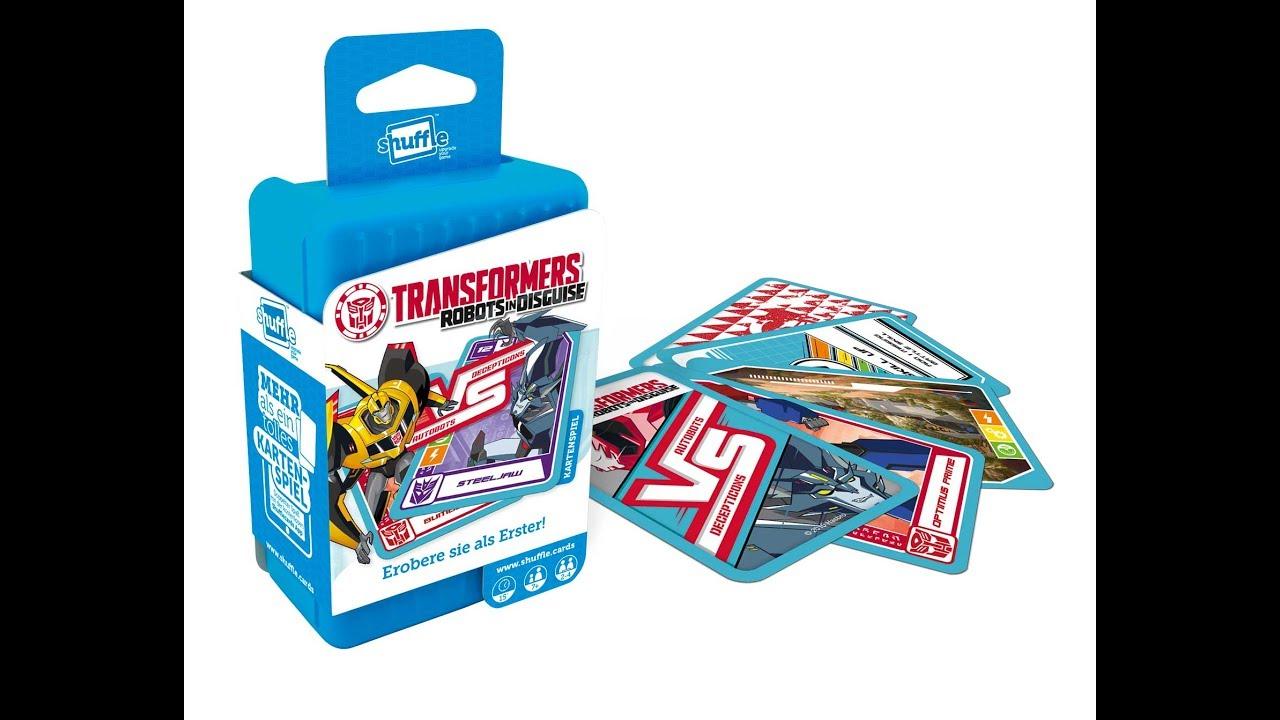Transformers Deutsch