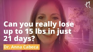 [True Story] Can you Really lose up to 15 lbs in just 21 days?