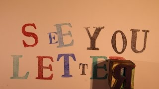 SEE YOU LETTER