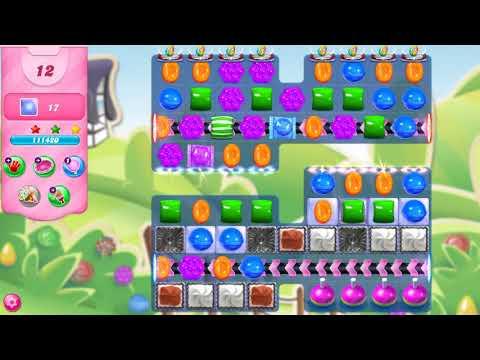 Candy Crush Saga Level 3255 NO BOOSTERS