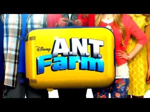 A.N.T. Farm - Season 3 - Theme Song (HD 1080p)