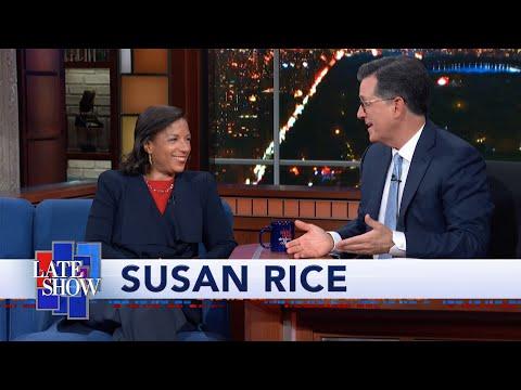 Susan Rice Served