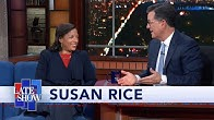 Susan Rice Served Some 'Tough Love' To President Obama On St. Patrick's Day