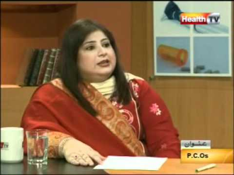 ''Clinic Online'' Topic : P.C.Os Part-1 (19 JAN 12) Health Tv.mpg