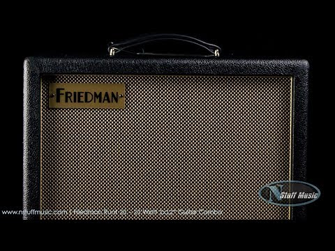 Friedman Runt 20 - 20 Watt 1x12