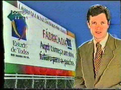 Intervalo: Uma História de Sucesso - TV Pampa/Manchete (13/09/1997) [3]