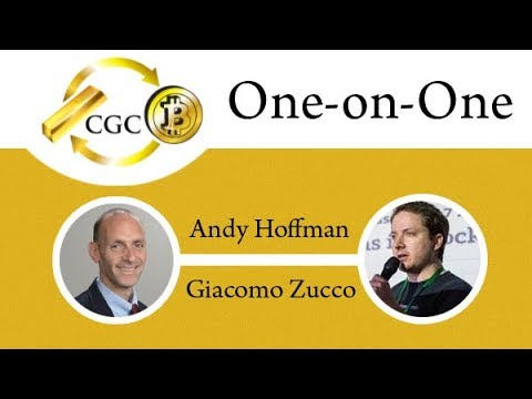 One-on-One w/Andy Hoffman - Episode 24 - Special Guest Giacomo Zucco