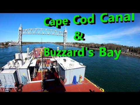 Buzzard's Bay & Cape Cod Canal