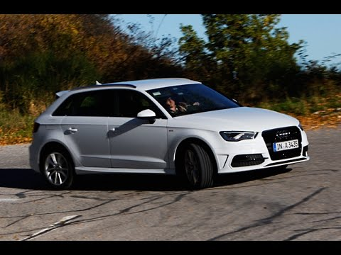 new audi a3 sportback - model 8v - youtube
