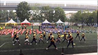 15th Annual Sports Day Yellow House Performance