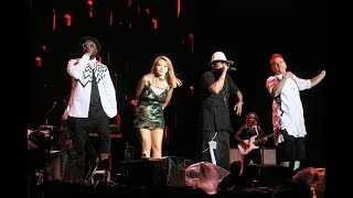 Black eyed peas and cl perform i gotta feeling at summer sonic tokyo 2017aug 19, 2017