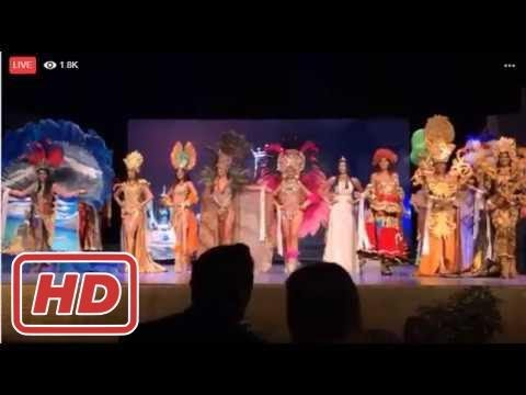 [Beauty Contest]Miss Eco International 2018 - Top 10 Best National Costume and Winner