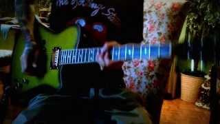 Blackseed Magnolia Demo 2 Semi-hollow guitar