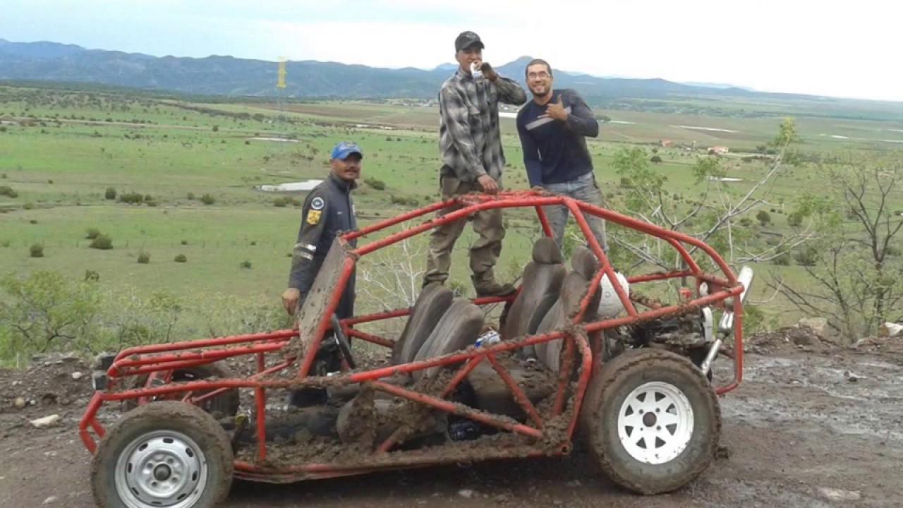 PROYECTO BUGGY TUBULAR - YouTube