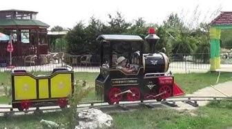 Happy Land - парк развлечений для детей. Варна, Болгария