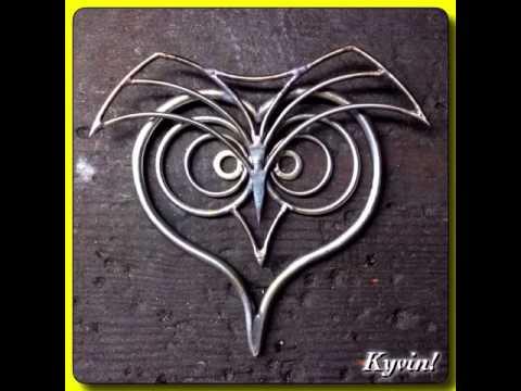 How to make a Metal Art Owl