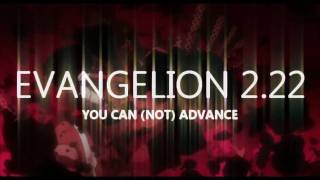 EVANGELION 2.22 Theatrical Trailer