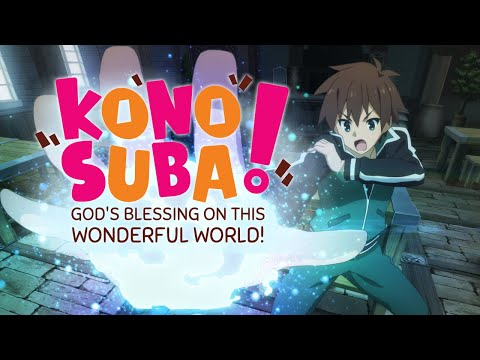 How to Watch KonoSuba: God's Blessing Anime Season 2 on Netflix