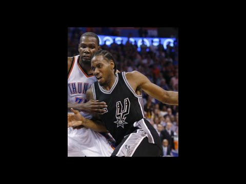 San Antonio Spurs Defeat Oklahoma City Thunder Game 3 100-96 Review