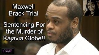 Maxwell Brack Sentencing 09/27/16