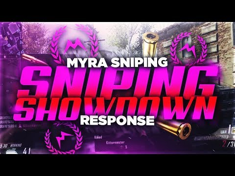 Myra Sniping - Sniping Showdown Response (FY) - Teamtage 7