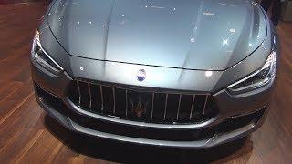 Maserati Ghibli GranLusso (2018) Exterior and Interior