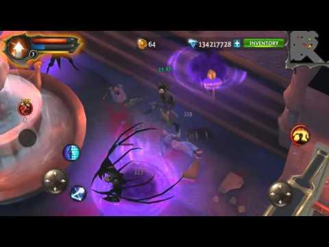 Dungeon Hunter 4 Free To Play Warmage Walkthrough