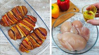 И не надо ходить в ресторан 3 рецепта из куриного филе которые превратят ваш ужин в праздник