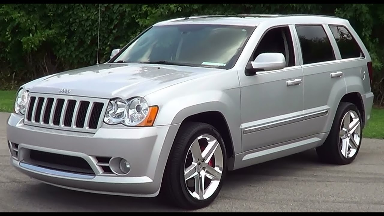 2010 Jeep Grand Cherokee Srt8 >> 2009 Grand Cherokee SRT 8 - YouTube