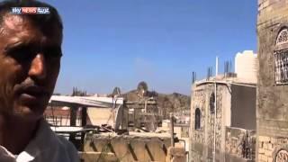 اشتباكات عنيفة على جبهة تعز الغربية