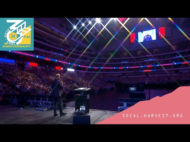 Peace For A Troubled Heart With Greg Laurie (Classic Crusades)