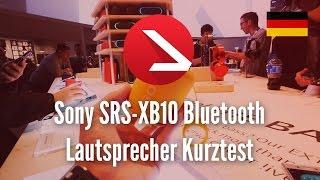 mqdefault - [Amazon.de] Sony SRS-XB10 Bluetooth Lautsprecher für nur 24€ statt 35€ *PRIME*