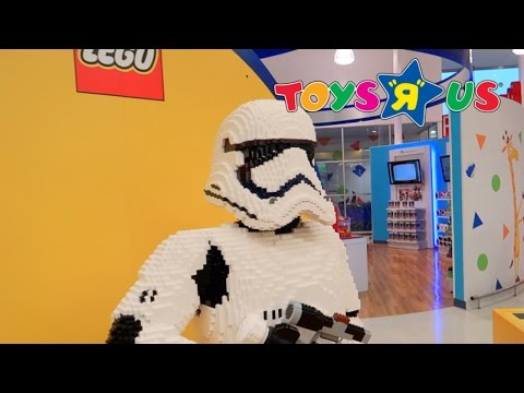 Toy Hunting At Toys R Us! | ThePlusSideOfThings