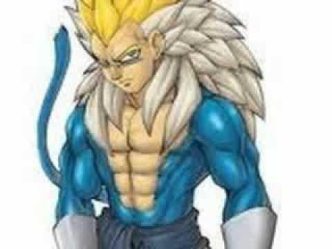 Vegeta super saiyan 1 10 youtube - Super sayen 10 ...