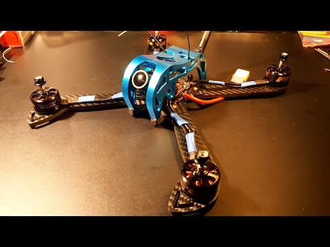 How To Build A FPV Freestyle Drone Beast 2017 // Tinsly F60 Rocket, DYS F4 Pro, F60 2450
