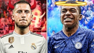 THE LIFE AFTER HAZARD CHALLENGE!!! FIFA 19 Career Mode Challenge