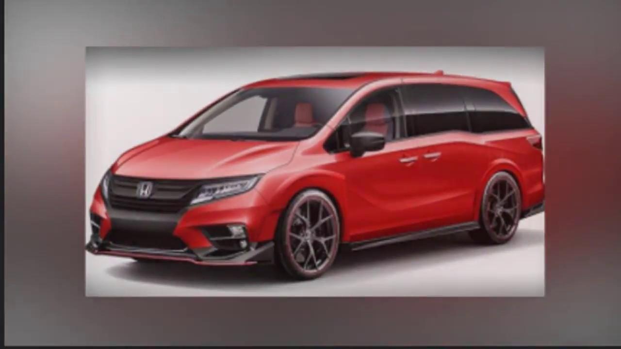 2020 Honda Odyssey Type R Touring 2020 Honda Odyssey Type R